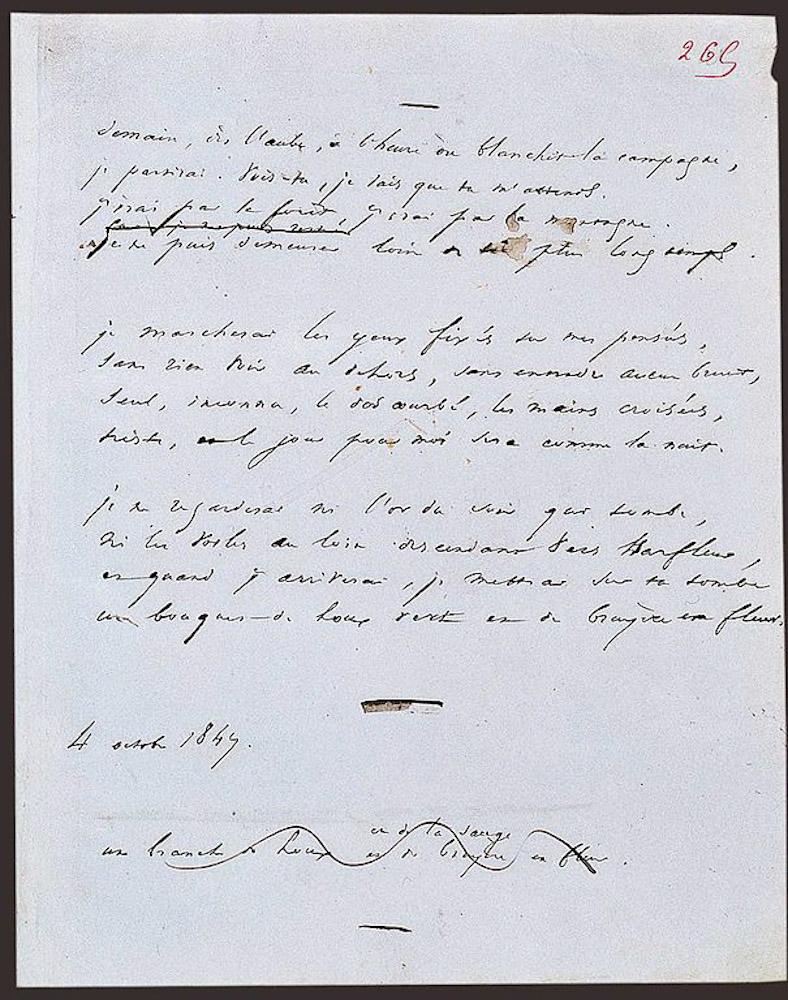 Demain Des L'aube Victor Hugo : demain, l'aube, victor, Mémoire, Vive:, Inspiration:, Victor, Hugo's,