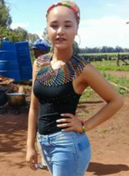 Beautiful South African woman burnt to death by her boyfriend on boxing day