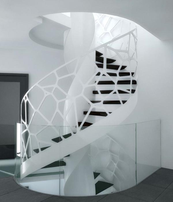 Creative Staircase Design Ideas: Creative Staircase Designs