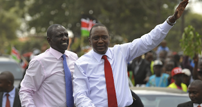 Kenya President And Vice Cut Salary By 80% To Fund Fight Against Coronavirus