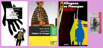 Portadas de Alfagann es Flanagan