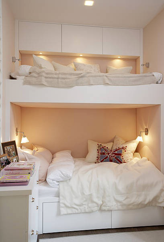 Cush and nooks small spaces - Beds for small spaces ...