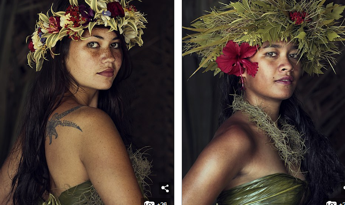 World Famous Photographer, Jimmy Nelson Shares Photographs Of The Uncivilised People Of Marquesas Islands In The South Pacific