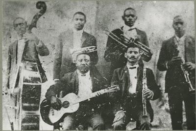 Η τζαζ μπάντα του Μπάντι Μπόλντεν / Buddy Bolden jazz band