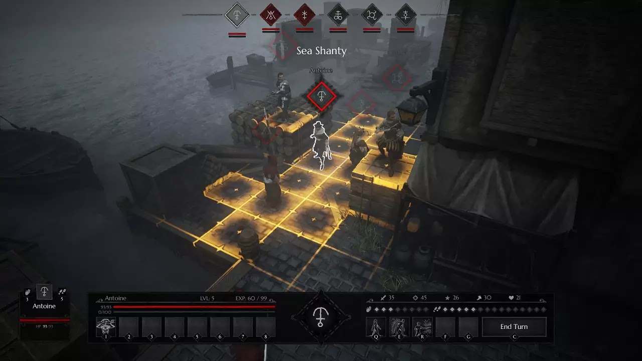Black Legend game images
