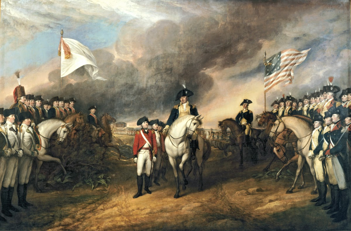 233rd anniversary of washington's great triumph - victory at