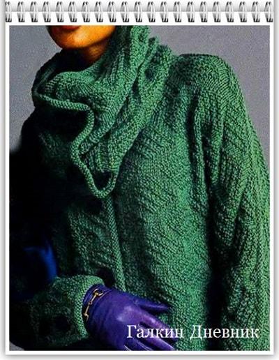 prostoi-uzor-spicami | pletenje | kötés | πλέξιμο | ქსოვა | strikning | cniotála