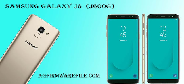 J6_SM-J600G Official Firmware Flash File (Stock Rom) Download Free.
