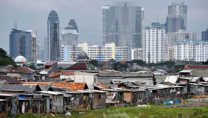 Kemiskinan DKI Terendah di RI, Ekonomi Melesat 5,8%