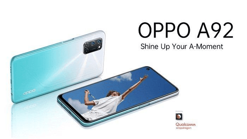 Lazada Indonesia reveals OPPO A92 design, specs, and price ahead of launch