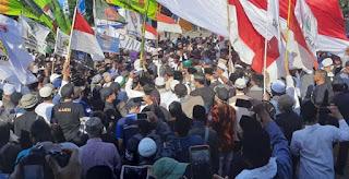 Kiyai dan Ormas Islam se-Banten Ancam Kepung Gedung DPR Protes RUU HIP