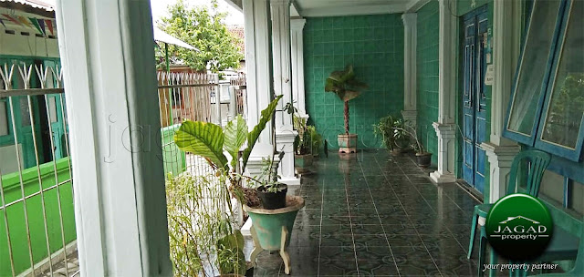 Rumah di Mergangsan dekat Keraton Jogja