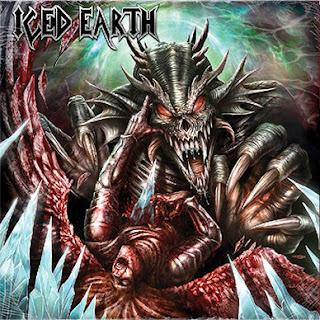 Ο ομώνυμος δίσκος των Iced Earth