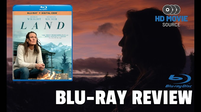 Land (2021) Blu-ray Review: The Basics