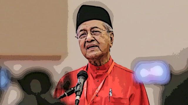 Mahathir yang munafik