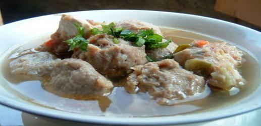 Resepi Sup Meatball