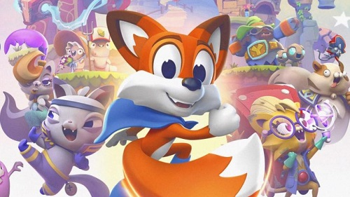 New Super Lucky's Tale Gameplay