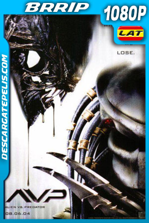 Alien vs. depredador (2004) 1080p BRrip Latino – Ingles