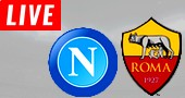 Napoli vs Roma LIVE STREAM streaming