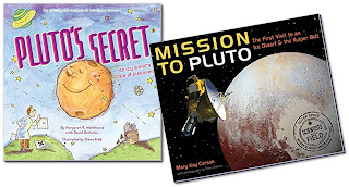two picture books about Pluto