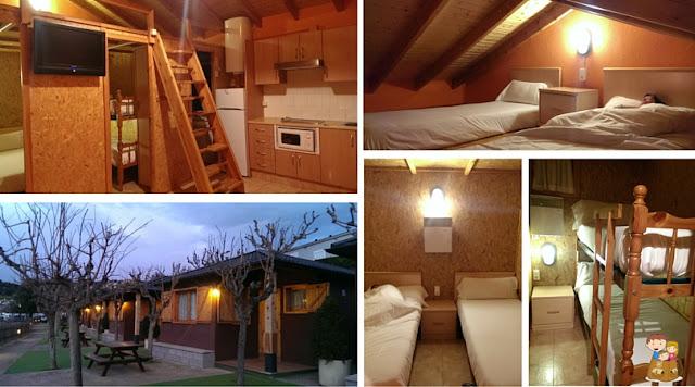 Berga Resort camping con los ninos barcelona
