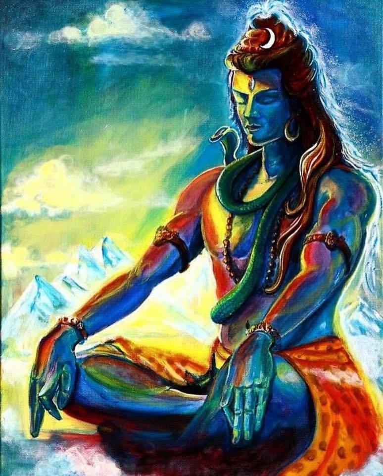 Lord Shiva Animated Images | Lord Shiva Animated, Cartoon ...