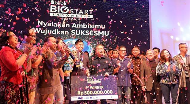 Berikut Pemenang 'Blibli.com Big Start Indonesia' Season 4