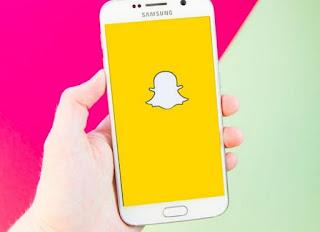 Snapchat foto che scompaiono