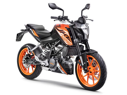 KTM 125 Duke price in India | Features Specification and Images