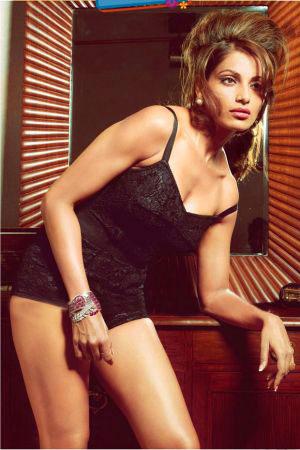 Bipasha Basu in lingerie