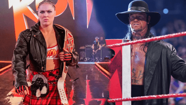 Ronda Rousey & The Undertaker Status For Wrestlemania 36
