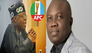 Farewell Broadcast: Ambode Shuns Tinubu, Gives Special Recognition To Buhari, VP
