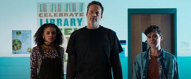 Sinopsis Film Freaky (2020) - Vince Vaughn, Kathryn Newton