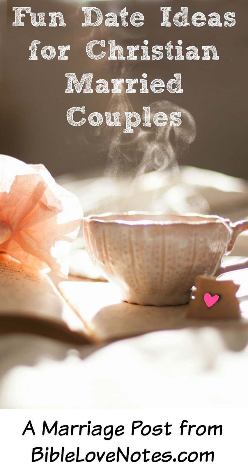 Dating ideas for christian couples
