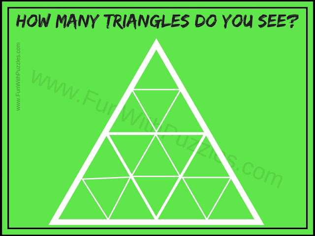 Triangles Counting Observation Test