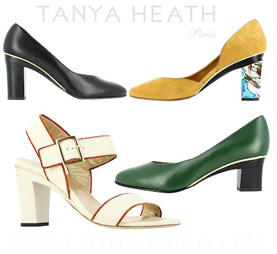 Tanya Heath Shoes