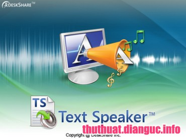 tie-smallDownload Text Speaker 3.26 Full Cr@ck – Chuyển đổi văn bản thành giọng nói