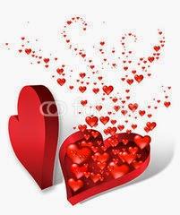 mots s'amour saint valentin