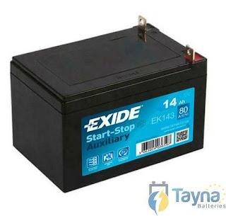 Des batteries 12V pas chères et adaptées à la Renault Twizy