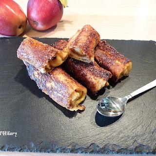 https://danslacuisinedhilary.blogspot.com/2015/09/pain-perdu-roule-facon-apple-pie.html