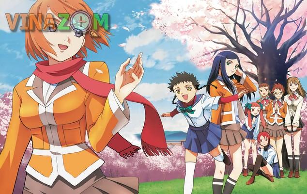Anime Mai_HiME