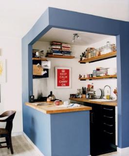 7 Desain Dapur Anda Yang Kecil Dengan Secara Ekslusif