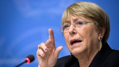 Bachelet resalta labor del MP para esclarecer ejecuciones