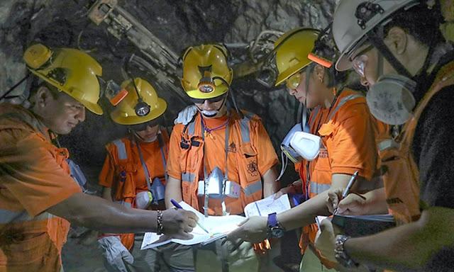 Empleo sector minero