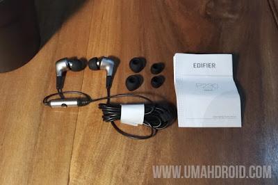Unboxing Edifier H230P / P230