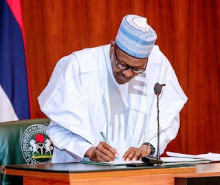 President Buhari To Present Budget To National Assembly Next Week