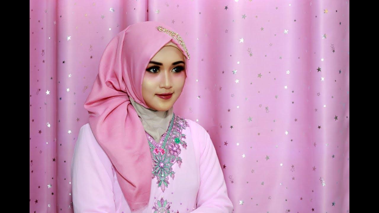 gaya hijab terbaru 2021