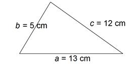 contoh soal keliling segitiga dan pembahasan