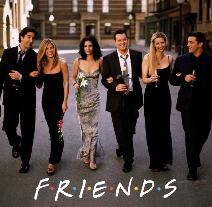 Friends (American Sitcom) Pictures