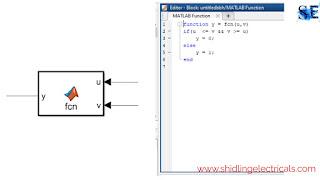 matlab function block in simulink